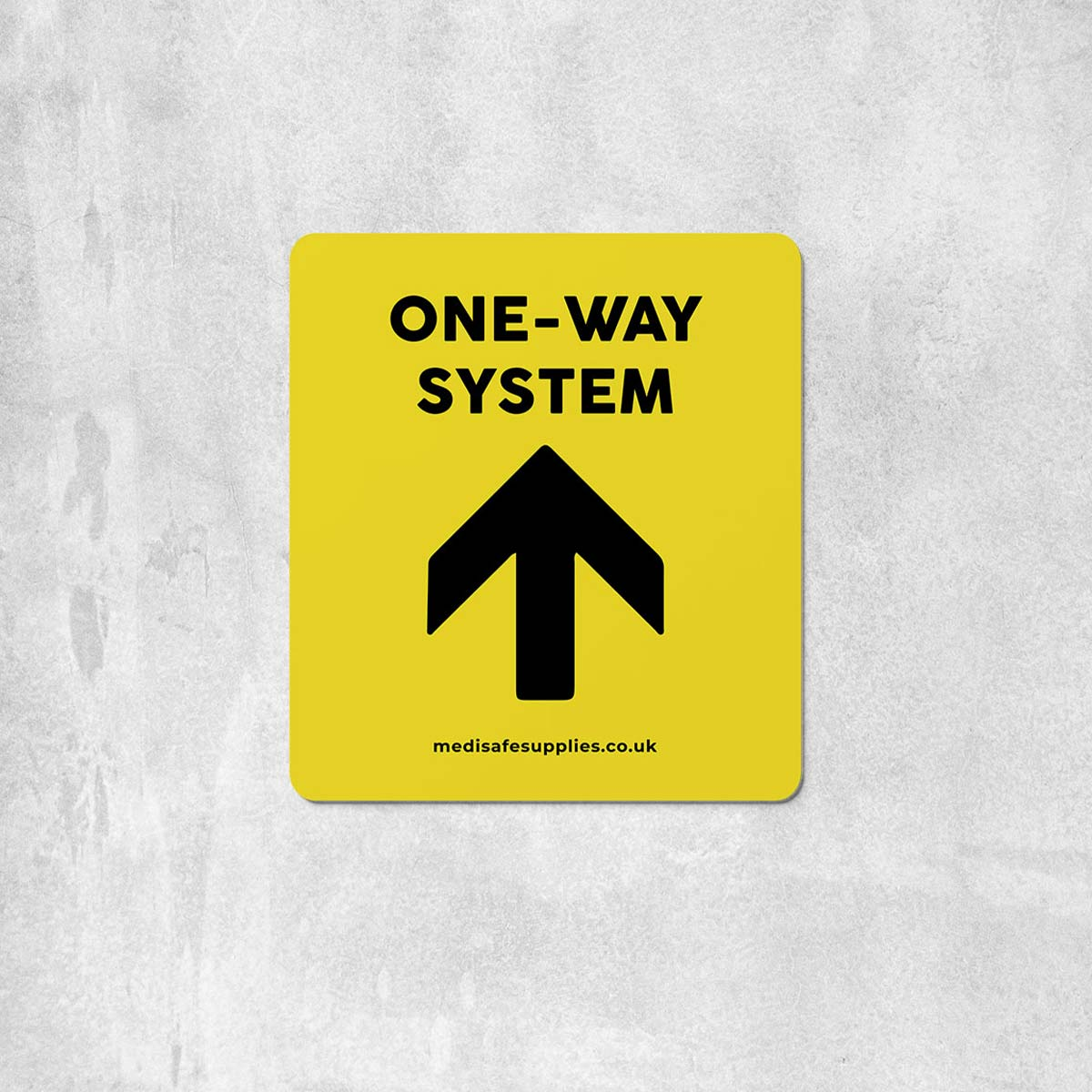Arrow Floor Stickers | Social Distancing | One Way System Floor Stickers